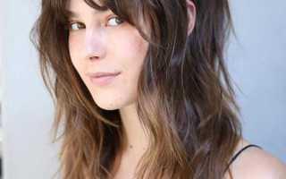 Женская стрижка шегги: как выглядит на длинных волосах, кому подходит, способы укладки модной модели