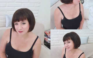 Обзор разновидностей каре на средние волосы с челкой