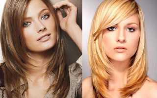 Стрижка лесенка на средние волосы: мода на ступеньки