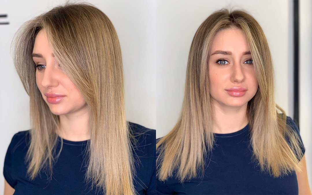 стрижки женские лесенка +на средние волосы фото
