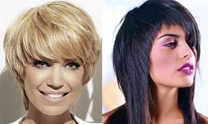 Стрижка шапочка на средние волосы для женщин