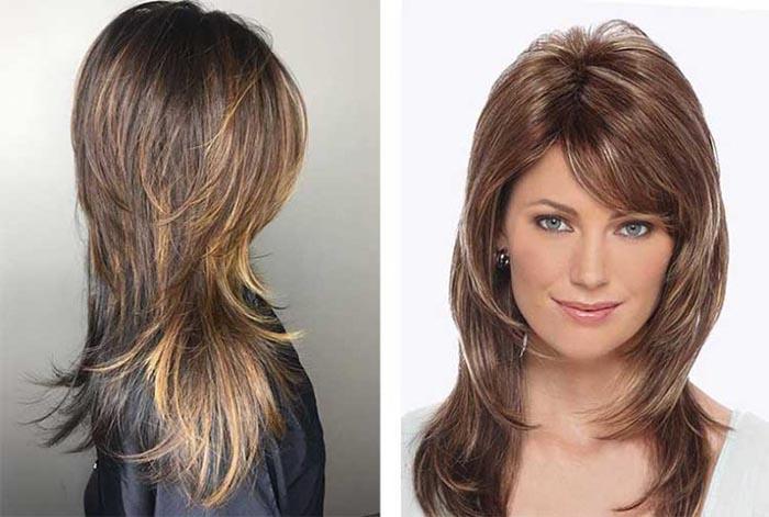 стрижка аврора на тонкие волосы